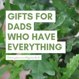 Gifts for Dads who have Everything (and say they want nothing)