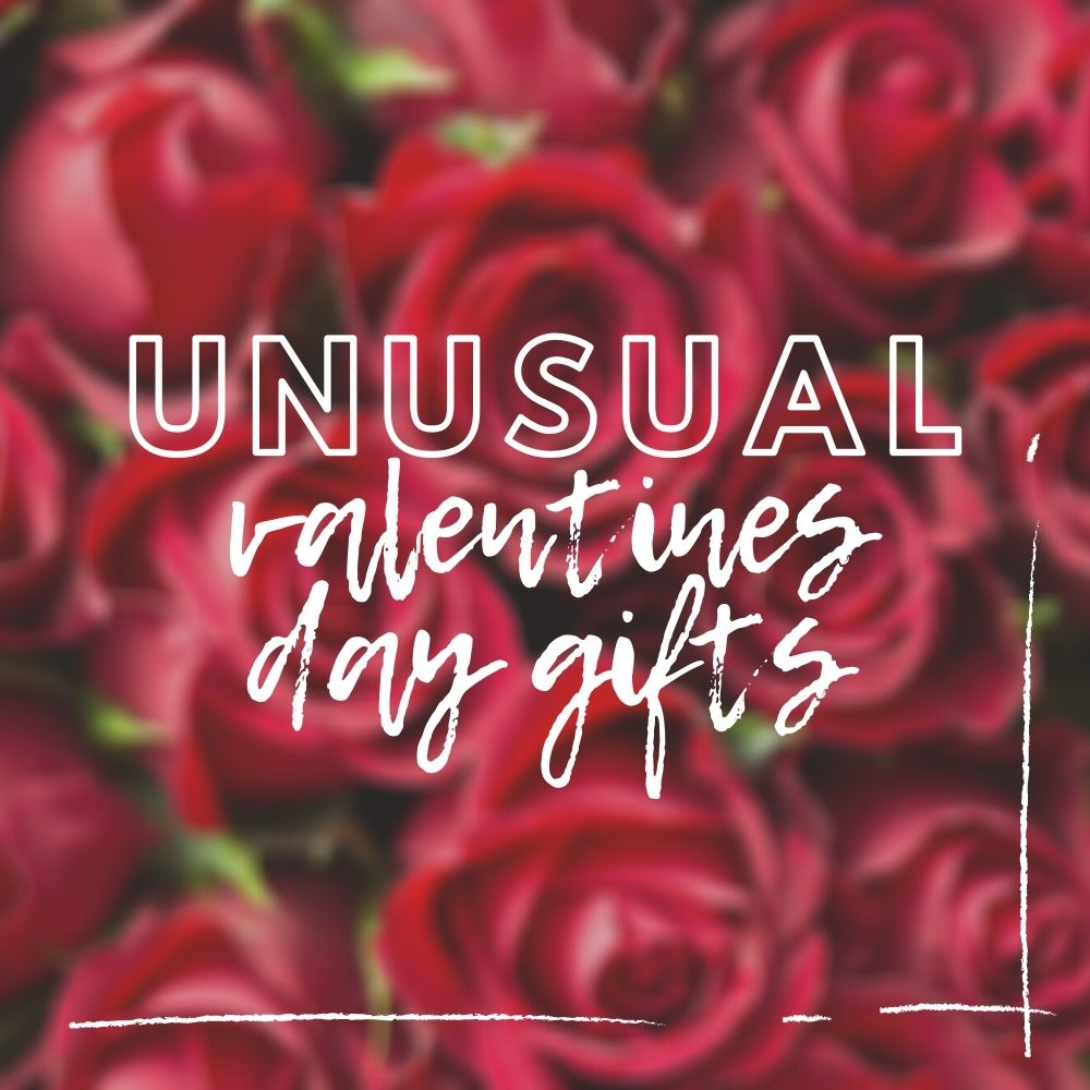 Top Five Unusual Gifts for Valentines Day
