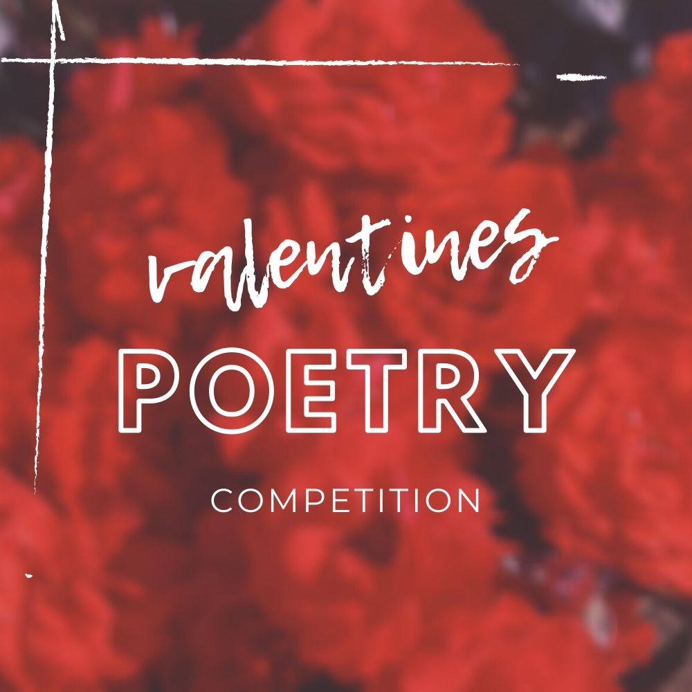 Valentines Poetry Competition now LIVE