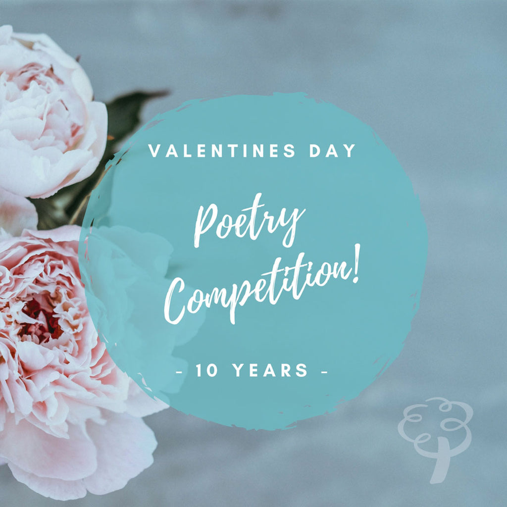 Valentine's Day Poetry Competition 2018