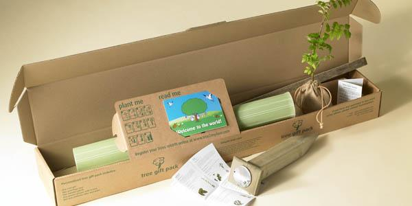 Best Eco Gift in Baby Gift Guide for Tree2mydoor