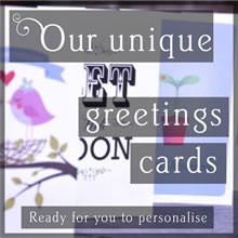 Personalised Greetings Cards