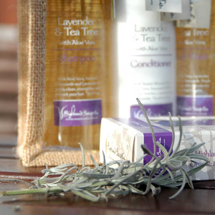 Mothers Day Lavender Gift Set