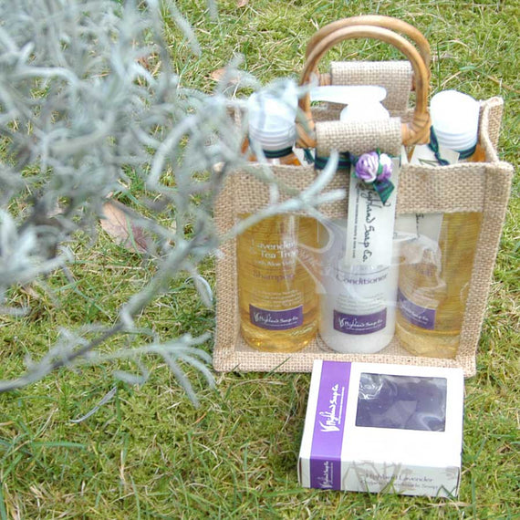 Lavender Soap with Gift Set