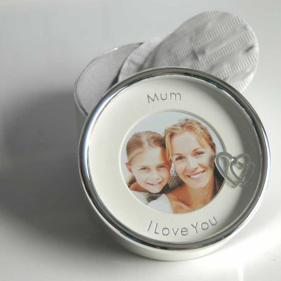 I Love you Mum Trinket Box with Seeds