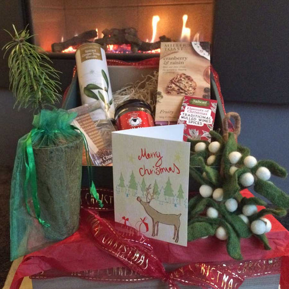 Send a Hamper for Christmas