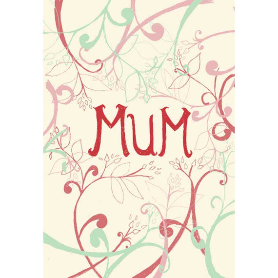 Mum Card / Mothers Day Card
