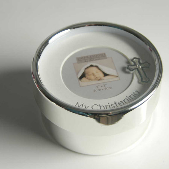 Christening Trinket Seed Box