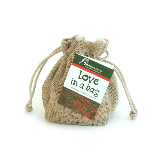 Includes one Love in a Bag seed gift