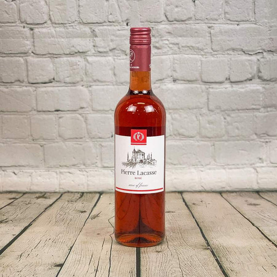 Bottle of Rosé Wine