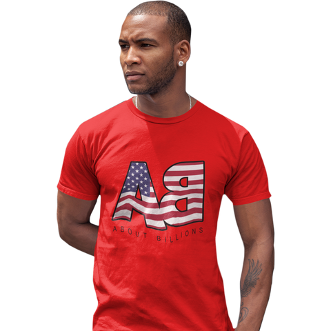 About Billions Essential USA T-Shirt.