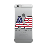 About Billions iPhone Case USA Flag