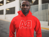 About Billions Essential White Logo Hoodie.