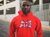 About Billions Essential UK Logo Hoodie.