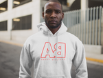 About Billions Essential Red Logo Hoodie.