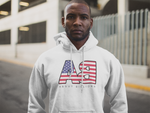 About Billions Essential USA Logo Hoodie.