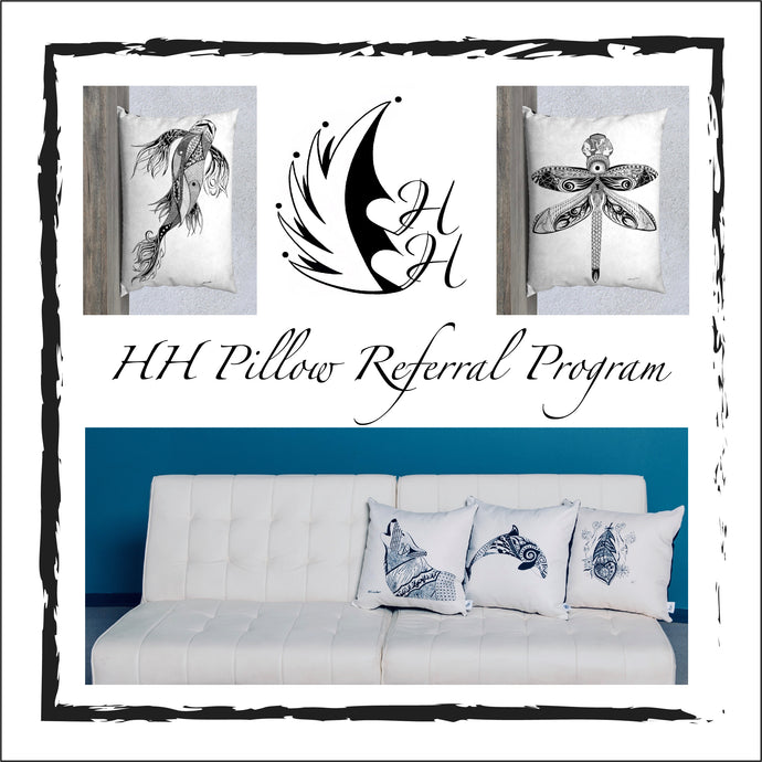 HH Pillow Referral Program