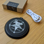 "Boris ""Akuma no Uta"" Wireless Charger"