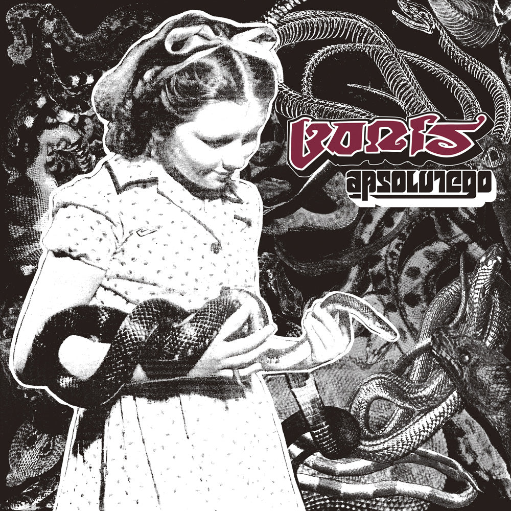 Boris / Absolutego (CD/REMASTER)