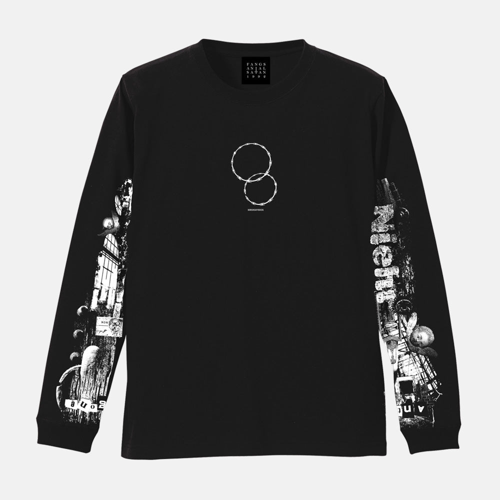 "Boris / ""Anti-Gone"" Long Sleeve"