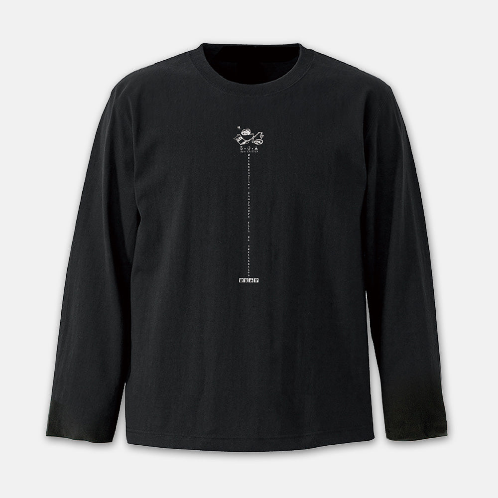 "Z.O.A / Melancholiac Composers With No Destination ""Oct 13 2019"" MKSP (Long Sleeve Shirt)"
