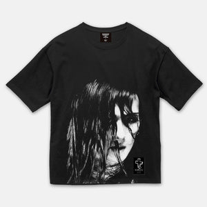 "MORRIE / ""ignorance"" T-shirt (Big Silhouette)"