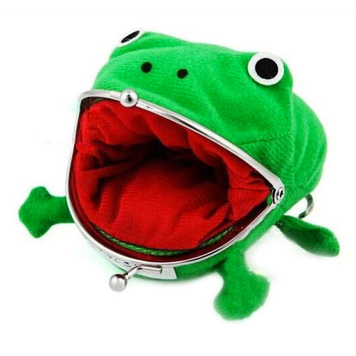 Froggy Coin Purse