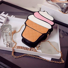 Load image into Gallery viewer, Ice Cream Purse
