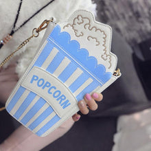 Load image into Gallery viewer, Popcorn Popper Purse