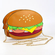 Load image into Gallery viewer, Burger Buns Purse