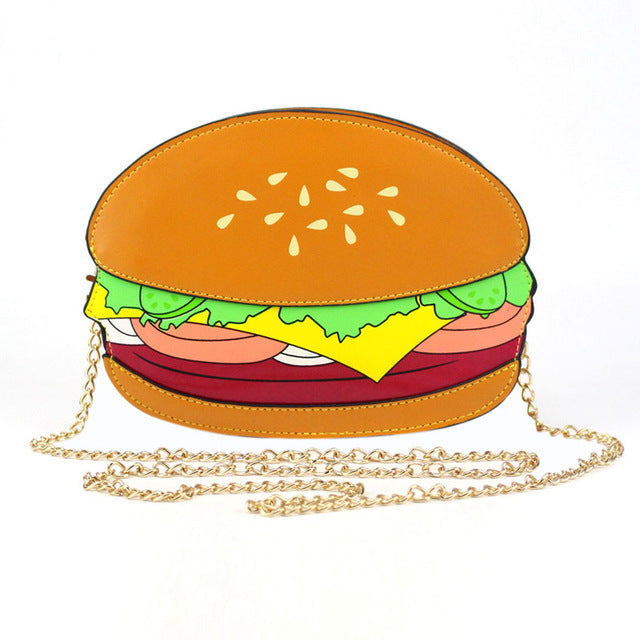 Burger Buns Purse