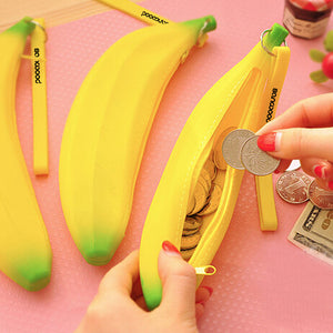 Banana Coin Purse