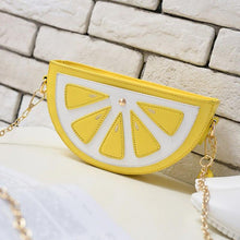 Load image into Gallery viewer, Lemon Slice Purse
