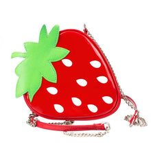 Load image into Gallery viewer, Strawberry Sunday Purse