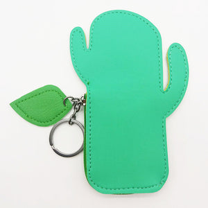Cactus Cutie Coin Purse
