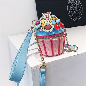 Royal Cupcake Purse