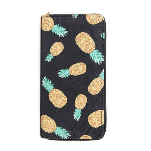 Precious Pineapple Wallet