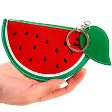 Load image into Gallery viewer, Watermelon Coin Purse