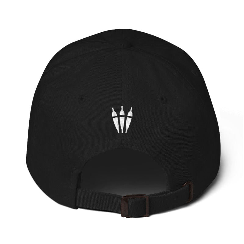 Bobber Down Cap (Black)