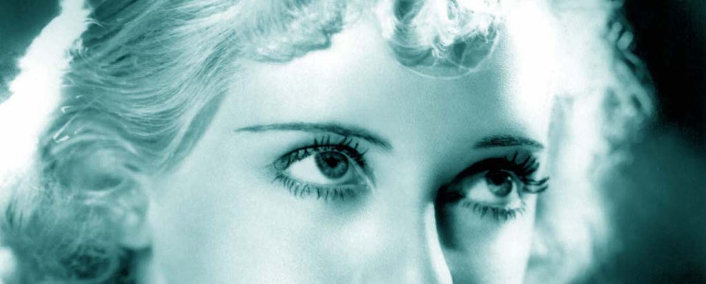 What are Bette Davis eyes?