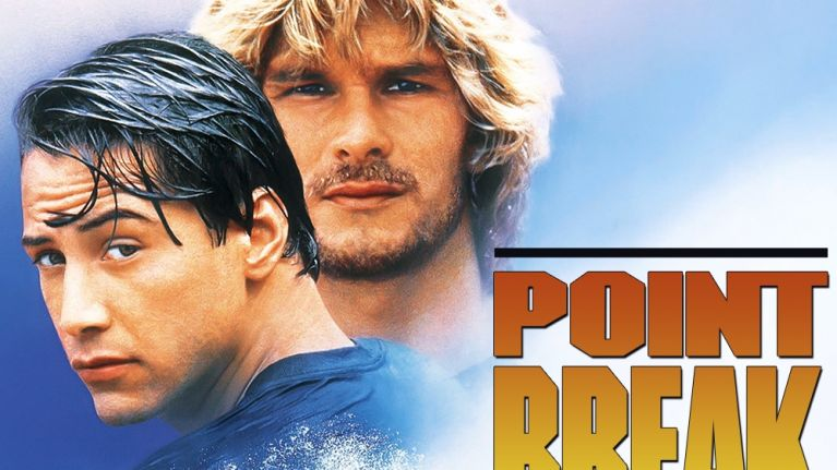 Point Break - Why Bad Movies Are Sometimes The Best
