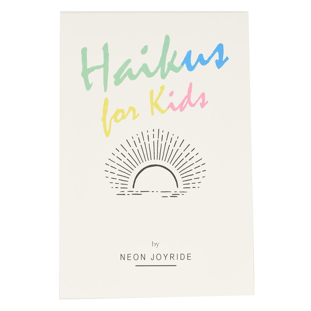 Haikus for Kids