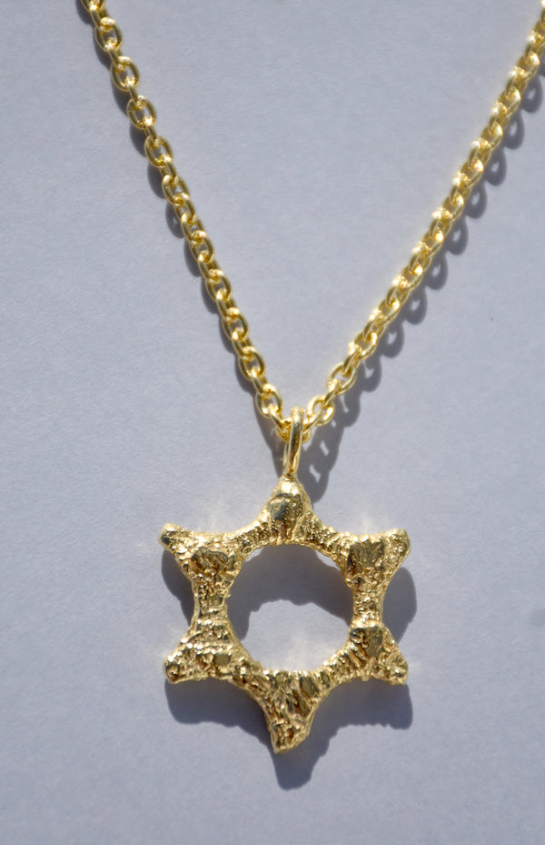 SEAL OF SOLOMON NECKLACE
