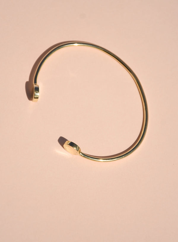 18K Vermeil Joy Bangle Bracelet
