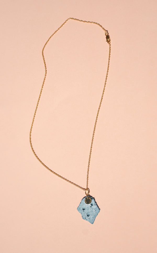Cove Fin Necklace