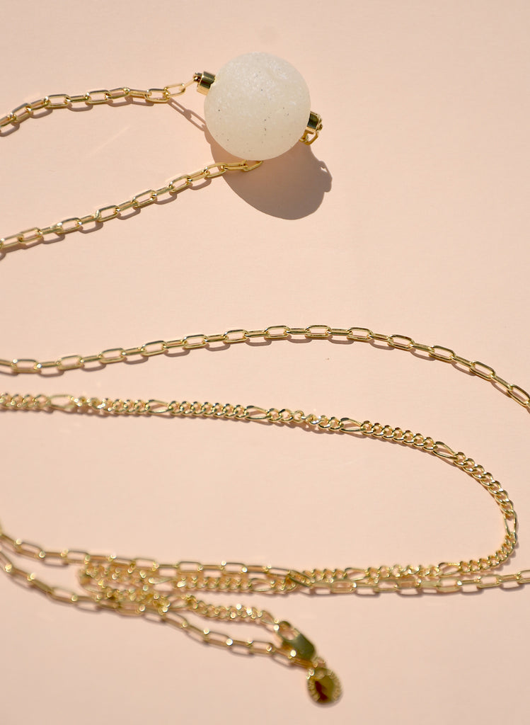 MAIA ORB NECKLACE