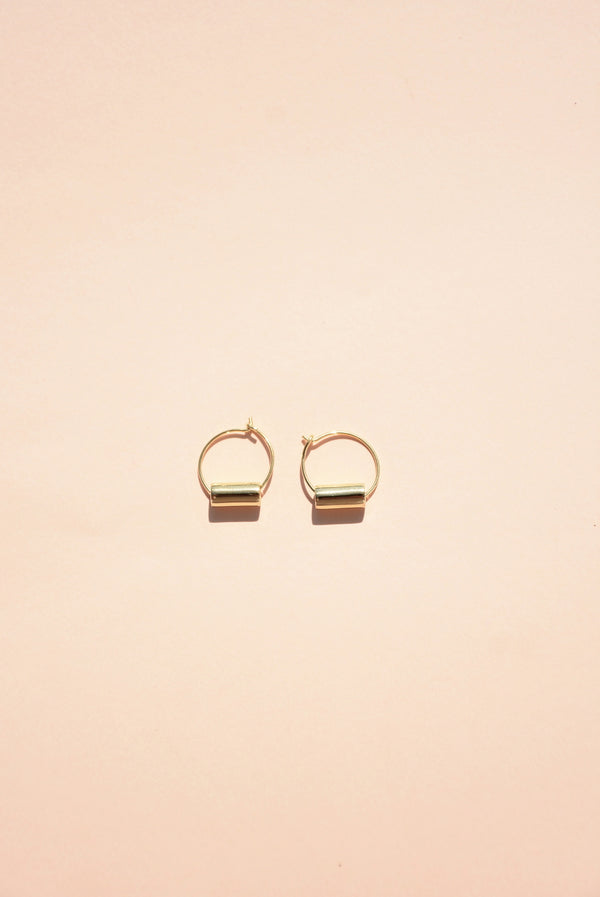 MINI MAIA HOOP EARRINGS