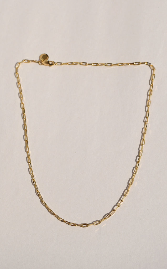 GOLD PIRATE LINK CHAIN
