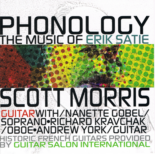 Phonology: The Music of Erik Satie