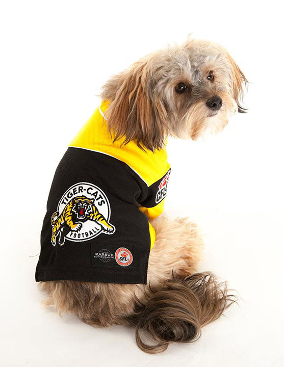 Hamilton Tiger-Cats CFL Dog Jersey
